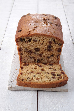 home baked: home baked fruit loaf