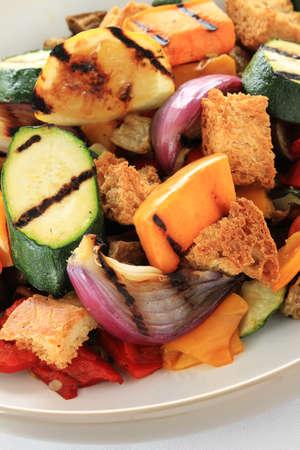 balsamic: roast vegetables with balsamic vinegar