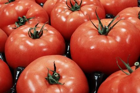 preperation: fresh red tomato