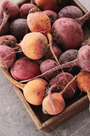 beetroot selection Stock Photo