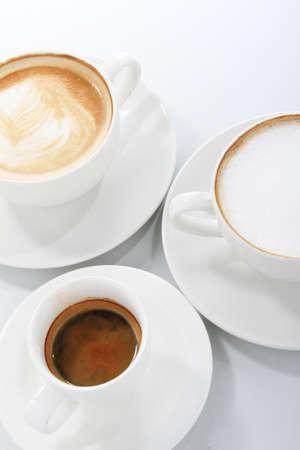 espreso: fresh coffee