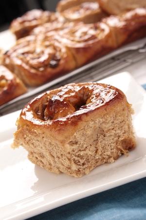 fresh baked: fresh baked bread Stock Photo