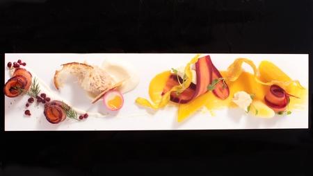 main: mixed appetizer main meal