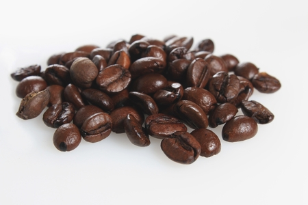 preperation: roasted coffee beans