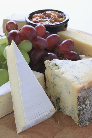 cheese platter: cheese board selection