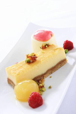 pudding: dessert pudding