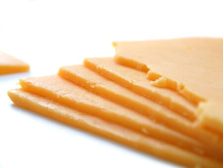 a portion: cheese portion