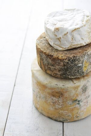 stacked: stacked artisan cheese