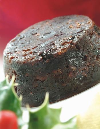 pudding: christmas pudding