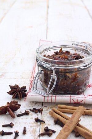 mincemeat: sweet mincemeat filling