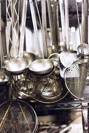 kitchen equipment: kitchen equipment and utensils