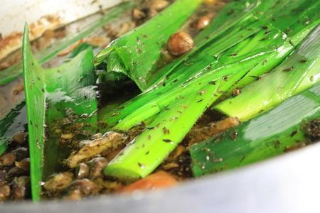 preparing: preparing food