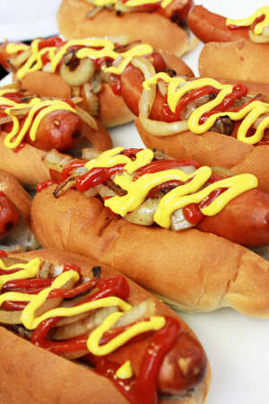 hot dogs: making hot dogs