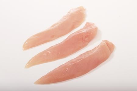 新鮮な生の鶏肉
