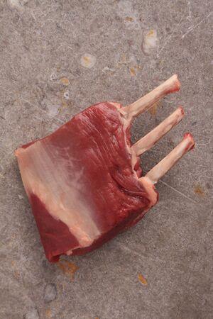 cutlets: lamb cutlets