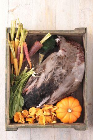 seasonal: seasonal food Stock Photo