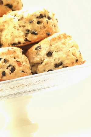 and savory: Savory Olive Scones