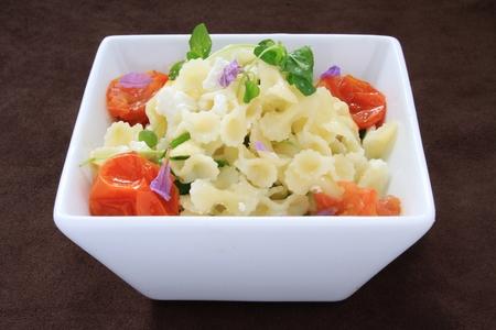 starter: farfalle pasta appetizer starter