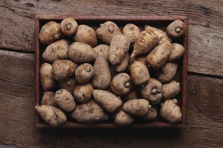 seasonal: seasonal vegetables