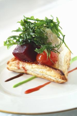 savory: savory tartlet starter appetizer