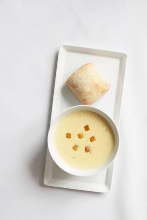 parsnip: spicy parsnip soup