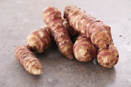 jerusalem artichoke: jerusalem artichoke Stock Photo