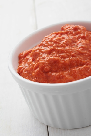 sun dried: sun dried tomato tepenade dip