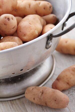 ingrediant: Pink fir apple potato