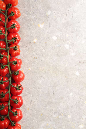 fruit and veg: heritage tomatoes