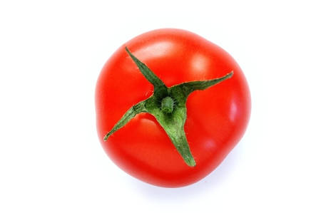 tomatoes: fresh red tomato