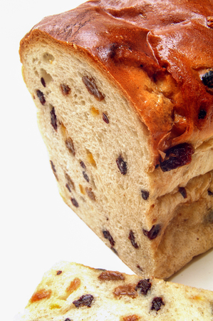fresh baked barabrith bread