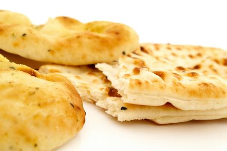 Indian Naan flatbread