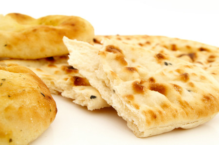 Indian Naan flatbread