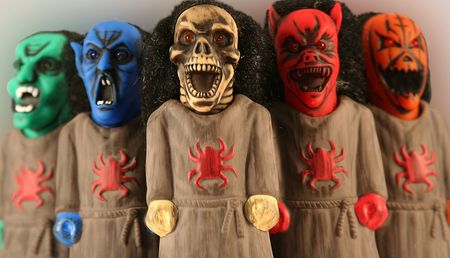 hallows': A Gang of Five Angry Ghouls