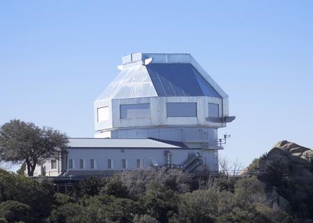 tucson: TUCSON, ARIZONA, FEBRUARY 28. Kitt Peak National Observatory on February 28, 2016, near Tucson, Arizona.  The WIYN 3.5m telescope at Kitt Peak National Observatory near Tucson, Arizona.