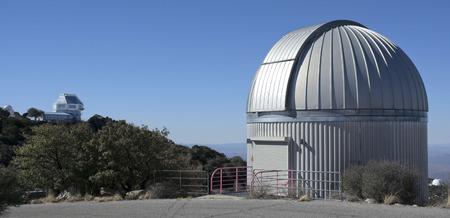 tucson: TUCSON, ARIZONA, FEBRUARY 28. Kitt Peak National Observatory on February 28, 2016, near Tucson, Arizona. A view of the SARA Telescope at Kitt Peak National Observatory near Tucson, Arizona.