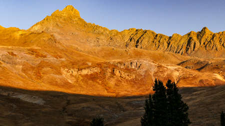 Wetterhorn Peak is a fourteen thousand foot mountain peak in the U.S. state of Colorado. It is located in the Uncompahgre Wilderness of the northern San Juan Mountains