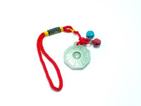 octagon: Octagon jade charm
