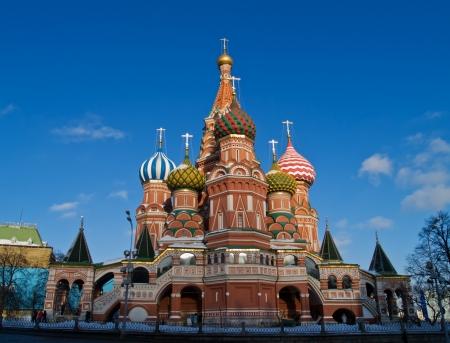 cath�drale: Cath�drale de Basile le bienheureux, Moscou, Russie