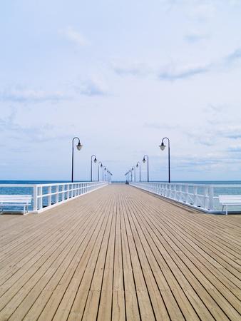 stare molo, Gdynia, Polska