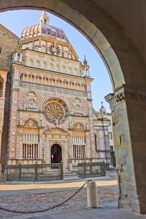 capella Colleoni, Basilica Santa Mria Maggiore Bergamo, Italy photo