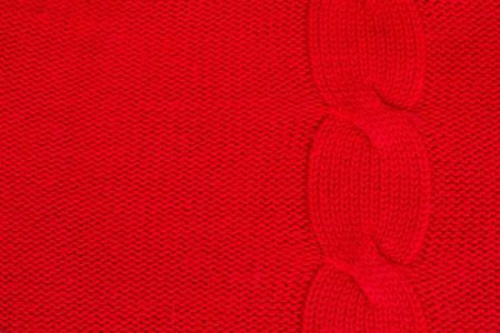 red sweater background photo