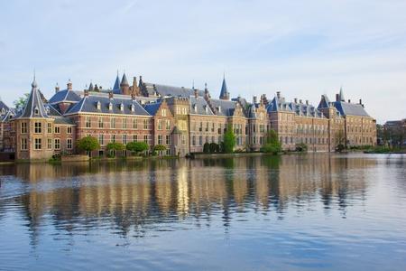 den: Binnenhof (Dutch Parliament), The Hague (Den Haag), Netherlands