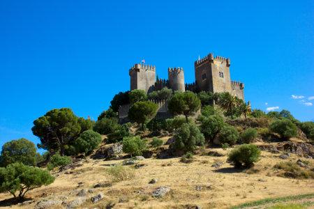 castle of Almodovar del Rio, Cordoba, Spain Stock Photo - 14148452