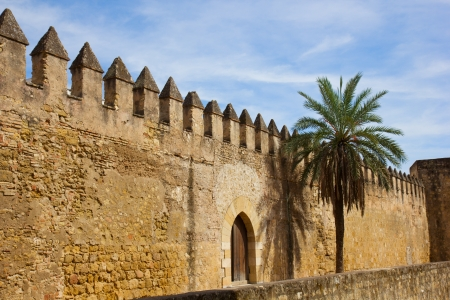 old town wall of ancient Cordoba, Spain Stock Photo - 14165408