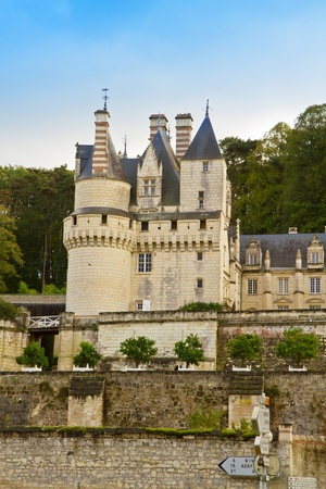 usse: Usse castle  in the Loire Valley, France