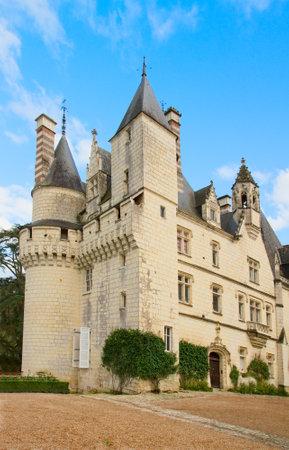usse: Usse chateau , Pays-de-la-Loire, France