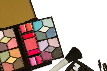 Decorative cosmetics Stock Photo - 17437977