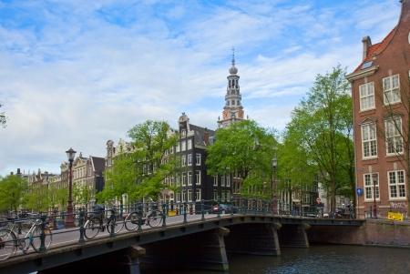 Amsterdam inner city, Netherlands Stock Photo - 17580442