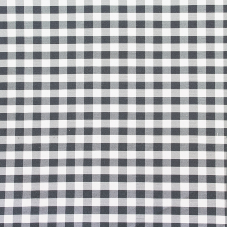 black and white checkered fabric closeup , tablecloth texture photo